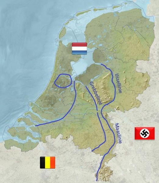 Historische Kring Westervoort Tweede Wereldoorlog
